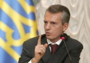 Хорошковский больше не отвечает за безопасность проведения в Украине Евро-2012