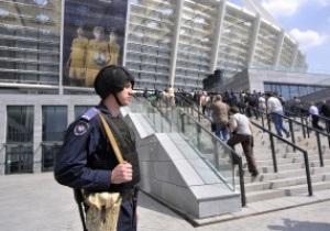 Фотогалерея: Взрывной день. На НСК Олимпийский отразили атаку террористов
