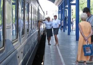 Укрзалізниця начинает продавать билеты на 200 поездов нового графика движения