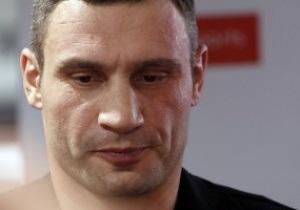 Виталий Кличко: Из-за взрывов в Днепропетровске, в Германии массово сдают билеты на Евро-2012