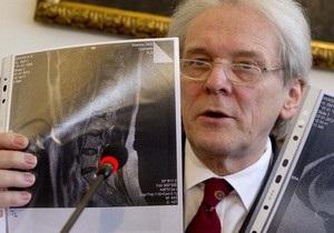 У Тимошенко хронічна грижа міжхребцевого диска - німецькі лікарі