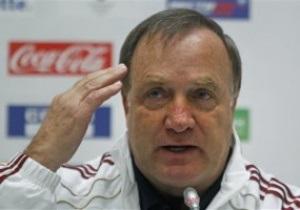 СМИ: Адвокат покинет сборную России после Евро-2012