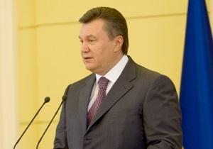 Серія вибухів у Дніпропетровську: Янукович дав ряд доручень