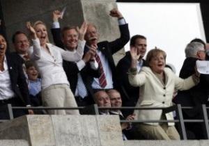 Дело Тимошенко: Меркель может отказаться от поездки на Евро-2012 в Украину