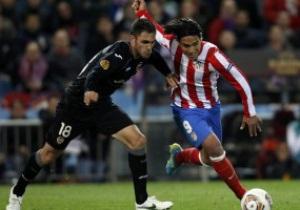 Лига Европы: Атлетико и во втором матче побеждает Валенсию