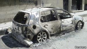 Вибух у сирійському місті Хама: 70 людей загинули