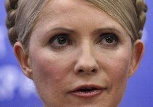Німецький уряд занепокоєний станом здоров я Тимошенко