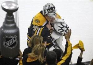 NHL: Король помер. Вашингтон вибив Бостон з розіграшу Кубка Стенлі