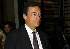 Економіка єврозони стабілізувалася в першому кварталі - глава ЄЦБ