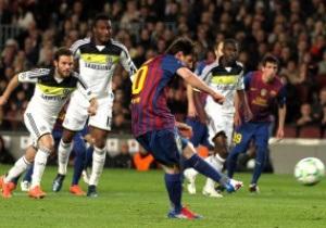Подвиг десяти: Челси выстоял в игре против Барселоны