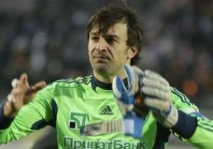 Шовковский: Сделаю все от меня зависящее, чтобы сыграть на Евро-2012