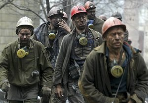 Державні шахти на Донбасі на межі зупинки - голова профспілки гірників
