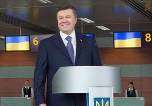 Янукович визнав, що українська економіка втрачає конкурентні переваги в традиційному експорті
