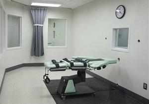 У Каліфорнії відбудеться референдум про скасування смертної кари