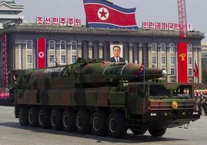 США звинуватили Китай у поставках ракетних технологій Північній Кореї