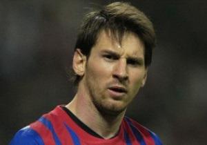Невероятно, но факт. Goal.com установил, что Месси - одна из причин неудач Барселоны