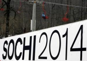 Российский государственный банк заморозил финансирование Олимпиады в Сочи
