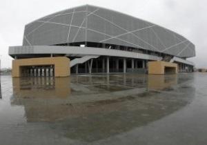 Львовскую арену Евро-2012 отдали команде из Первой лиги