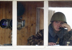 Українські прикордонники затримали двох росіян на мопедах без документів