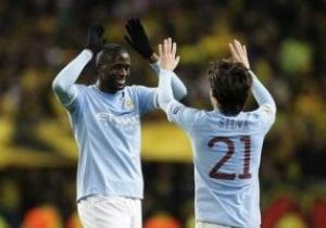 В Англии назвали символическую футбольную команду 2011 года