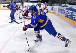 Один из лидеров сборной Украины по хоккею обозвал болельщиков клоунами