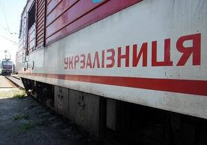С 20 мая в Украине вводится скоростное движение поездов - Колесников