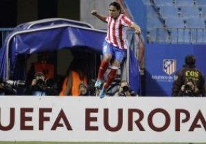 Фотогалерея: Буйство Атлетико і сюрприз від Спортинга. Найкращі моменти матчів Ліги Європи