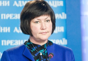 Адміністрація Януковича не збирається переглядати макроекономічні показники на 2012 рік