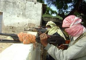Влада столиці Сомалі призначили нагороду за кожного вбитого бойовика-ісламіста