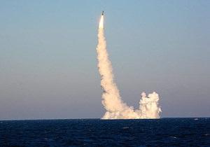 Міноборони РФ: Прийняття Булави на озброєння йде за планом