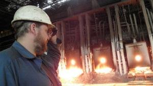 На Донецькому металургійному заводі замінюють мартенівські печі на енергоощадливі