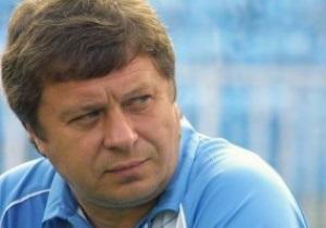 Александр Заваров может возглавить клуб первой российской лиги