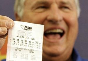 Третій переможець лотереї з рекордним джекпотом у США: Моя дружина сміялася чотири години
