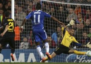 Лига Чемпионов: Челси - Барселона - стартовые составы