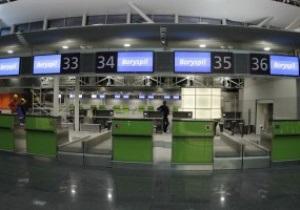 Фотогалерея: За месяц до открытия. Терминал D аэропорта Борисполь