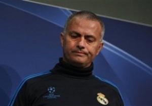 Моуриньо назвал позором кражу бутс перед матчем с Баварией