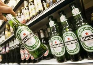 Рост продаж пива не уберег Heineken от снижения прибыли