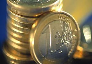 Єврозона відчула в лютому дефіцит поточного рахунку обсягом 1,3 млрд євро