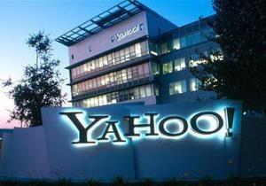Чистая выручка Yahoo в первом квартале выросла впервые за три года