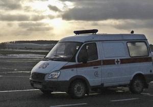 Обвал споруджуваного будинку в Москві: одна людина загинула