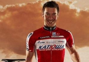 Ведущий российский велогонщик пойман на допинге