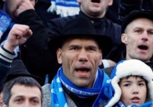 Валуев рассказал, как гуляет в шарфе Зенита по Москве