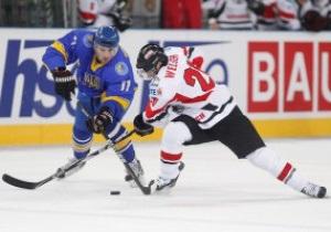ЧМ по хоккею: Украина в боевой игре уступила Австрии