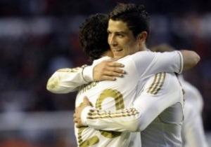 Реал повторил рекорд Примеры по количеству голов