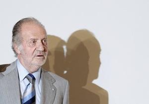 Королю Іспанії зробили операцію з протезування стегнового суглоба