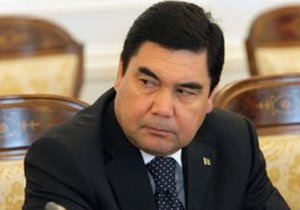 Міністра енергетики Туркменістану звільнили за погане виховання сина