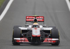Хэмилтон и Шумахер стали лучшими на практиках в первый день Гран-при Китая