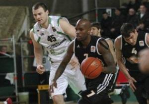 Баскетбол: Донецк выиграл регулярный чемпионат Суперлиги