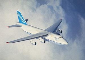 Росія має намір побудувати для своїх потреб близько 70 літаків Ан-124 Руслан