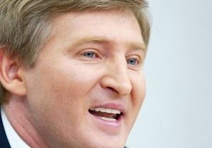 Ахметов зробив заяву з приводу Андріївського узвозу